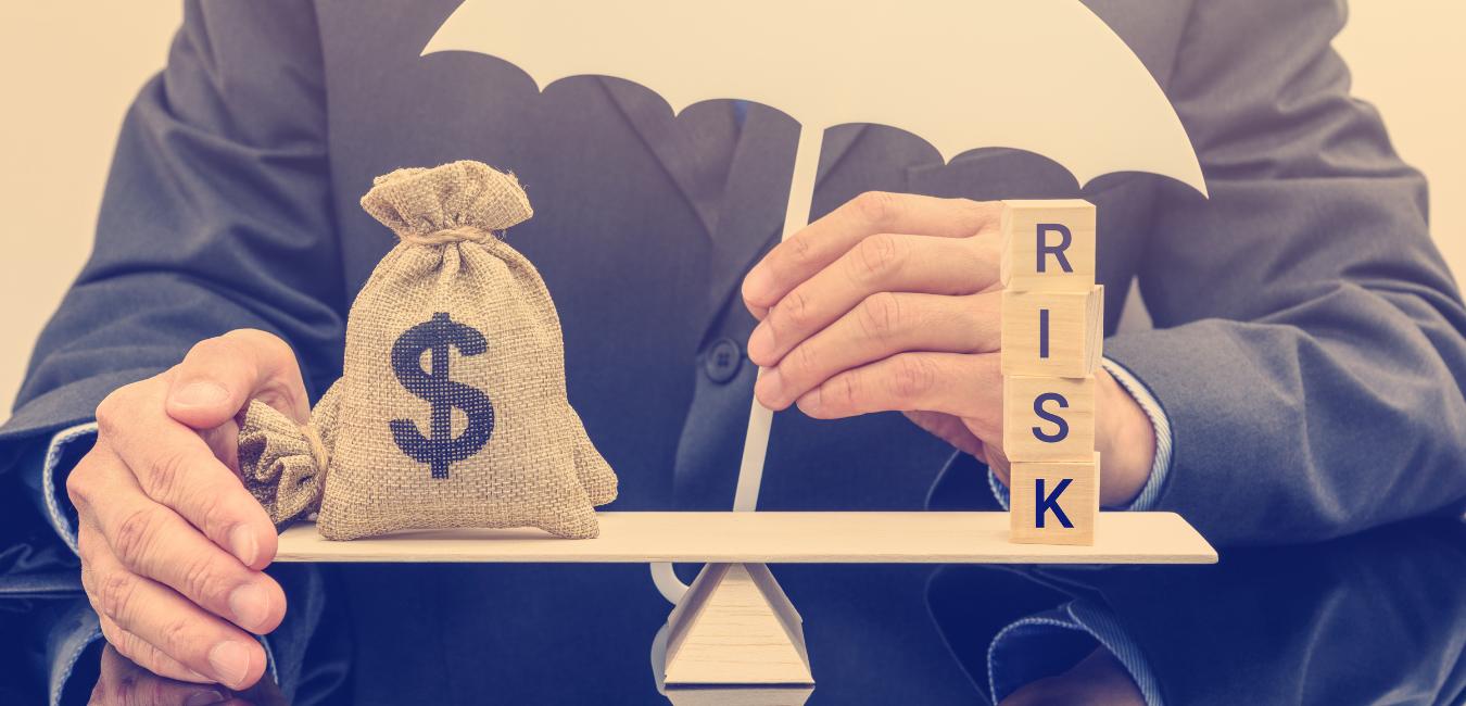 初心者がまず理解すべき資産運用のリスク(危険)の種類とリスクリターンの関係を解説。中身を把握し投資失敗を回避しよう。
